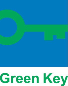 Green key logo - bærekraft